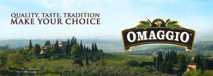 Quality, Taste, Tradition, Make your choice.